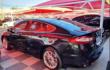 Ford Fusion 2.0 Titanium FWD 16v - Foto #3