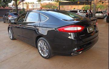 Ford Fusion 2.0 Titanium AWD 16v - Foto #4