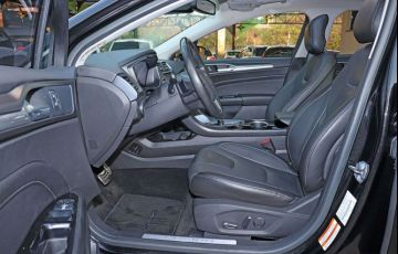Ford Fusion 2.0 Titanium AWD 16v - Foto #9