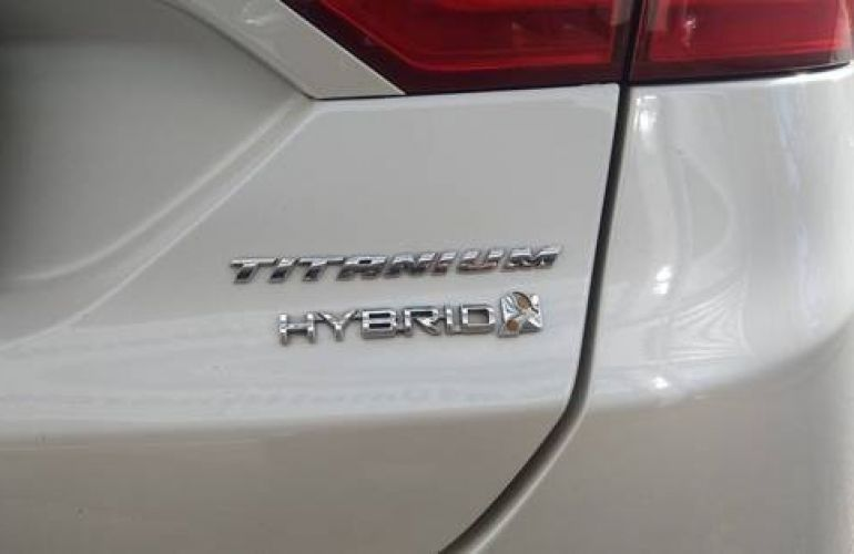 Ford Fusion 2.0 Titanium 16v - Foto #4