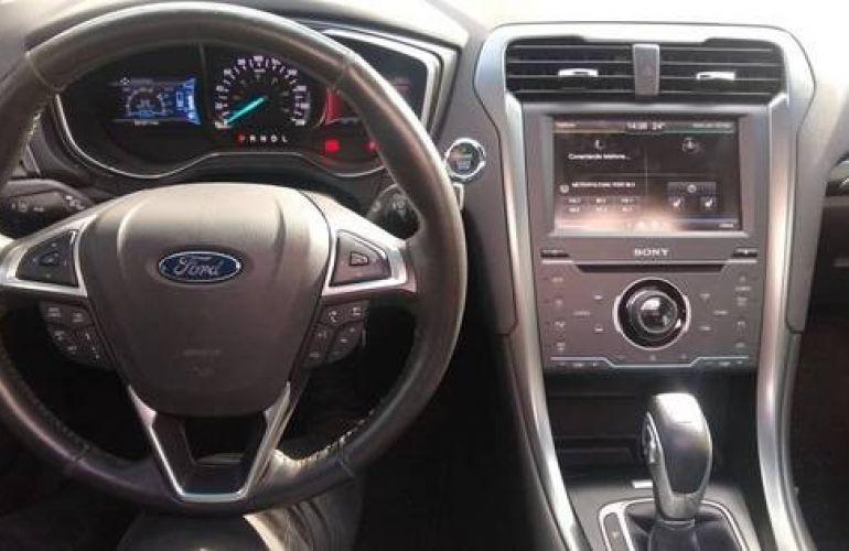 Ford Fusion 2.0 Titanium 16v - Foto #9
