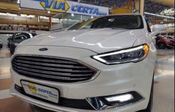 Ford Fusion 2.0 Titanium AWD 16v - Foto #7