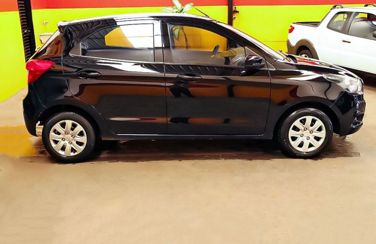 Ford Ka 1.0 Tivct Se - Foto #9