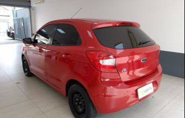 Ford Ka 1.5 SE 16v - Foto #4