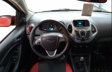 Ford Ka 1.0 SEL 12v - Foto #10