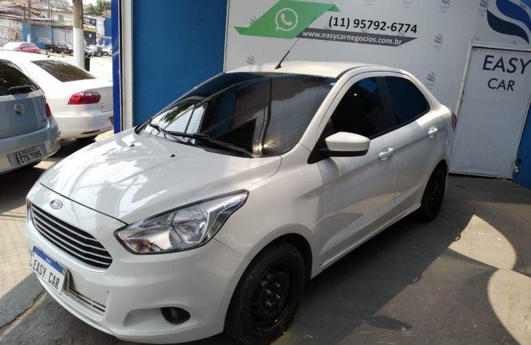 Ford Ka + 1.0 Tivct Sel - Foto #3