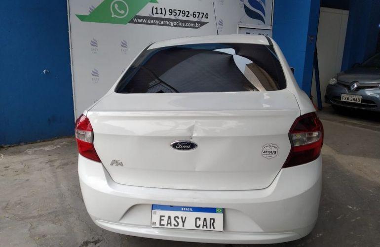 Ford Ka + 1.0 Tivct Sel - Foto #5