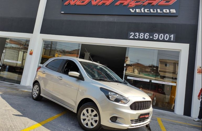 Ford Ka 1.0 Tivct Se - Foto #1