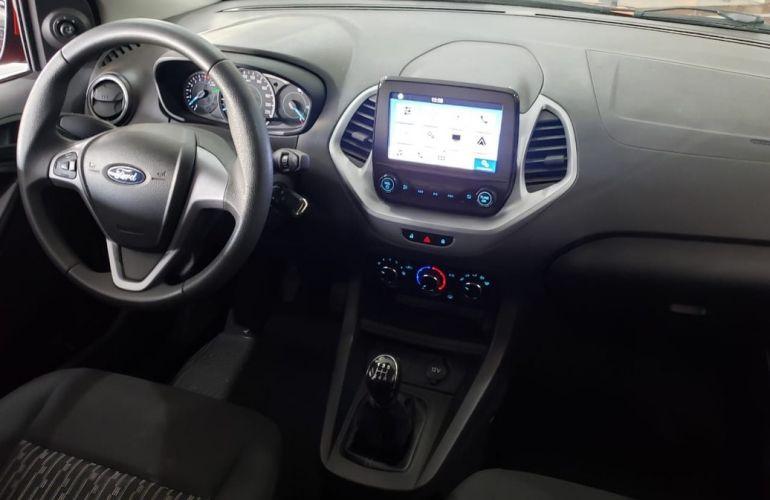 Ford Ka 1.0 SE Plus 12v - Foto #3