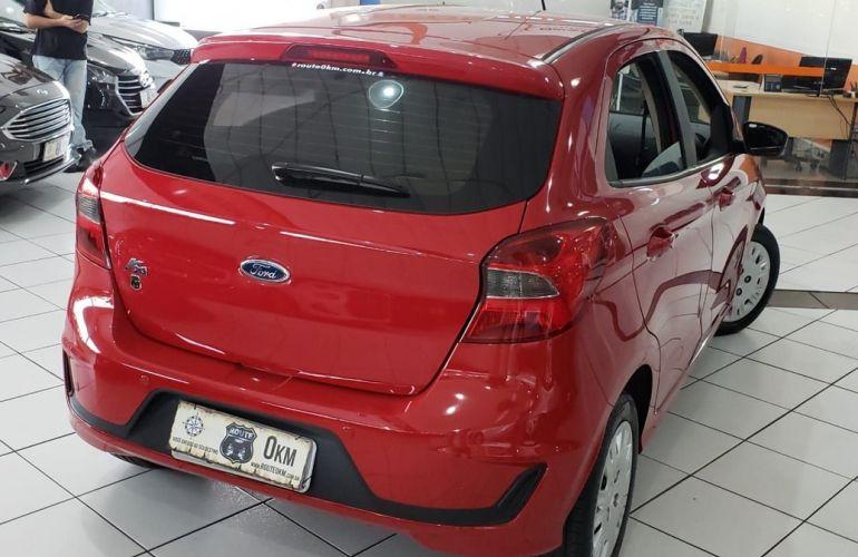 Ford Ka 1.0 SE Plus 12v - Foto #4