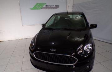 Ford Ka 1.0 SE Plus 12v - Foto #2