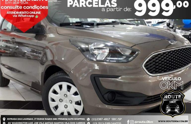 Ford Ka 1.0 S 12v - Foto #1