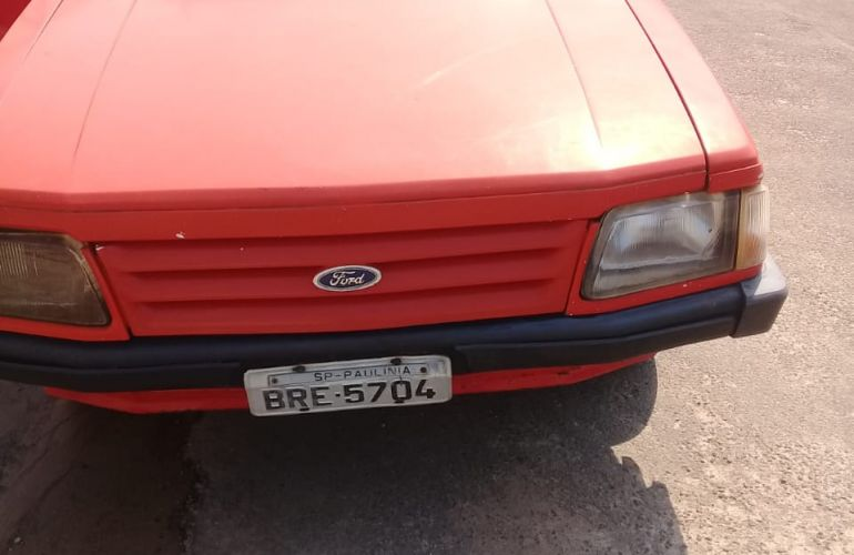Ford Pampa GL 1.8 (Cab Simples) - Foto #4