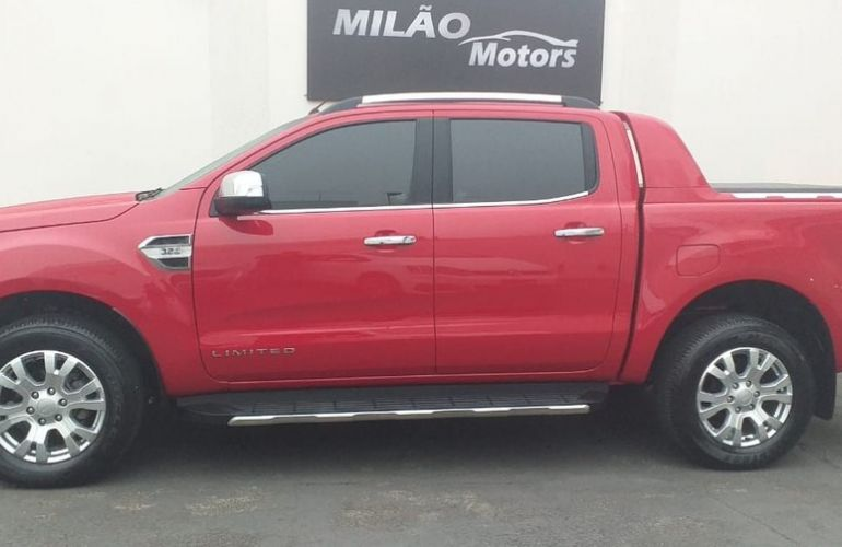 Ford Ranger 3.2 Limited 4x4 CD 20v - Foto #6