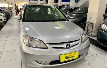 Honda Civic 1.7 Lxl 16v - Foto #2