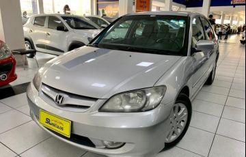 Honda Civic 1.7 Lxl 16v - Foto #3