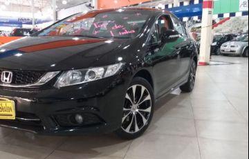 Honda Civic 2.0 LXR 16v - Foto #1