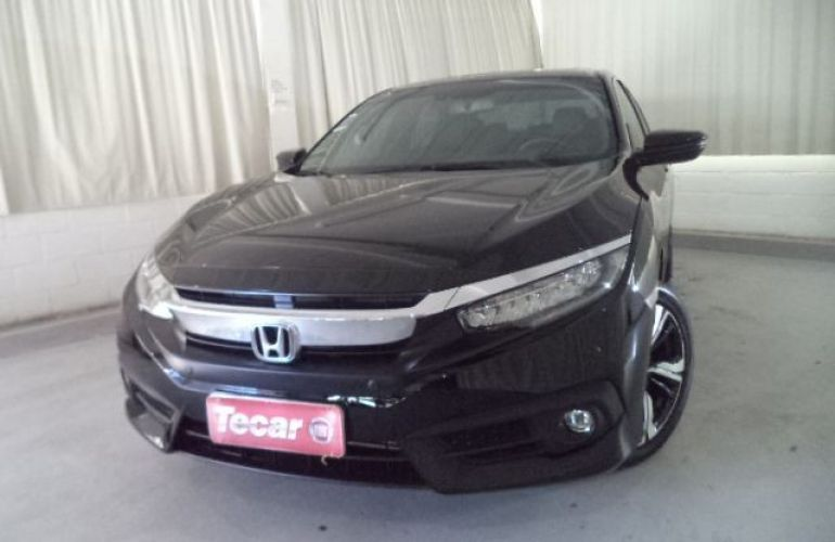 Honda Civic 1.5 16V Turbo Touring - Foto #1