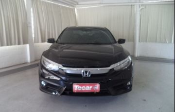 Honda Civic 1.5 16V Turbo Touring - Foto #2