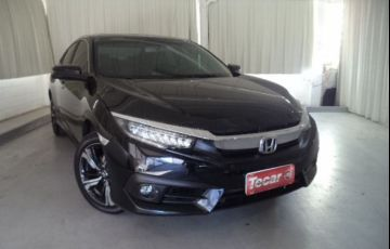 Honda Civic 1.5 16V Turbo Touring - Foto #3