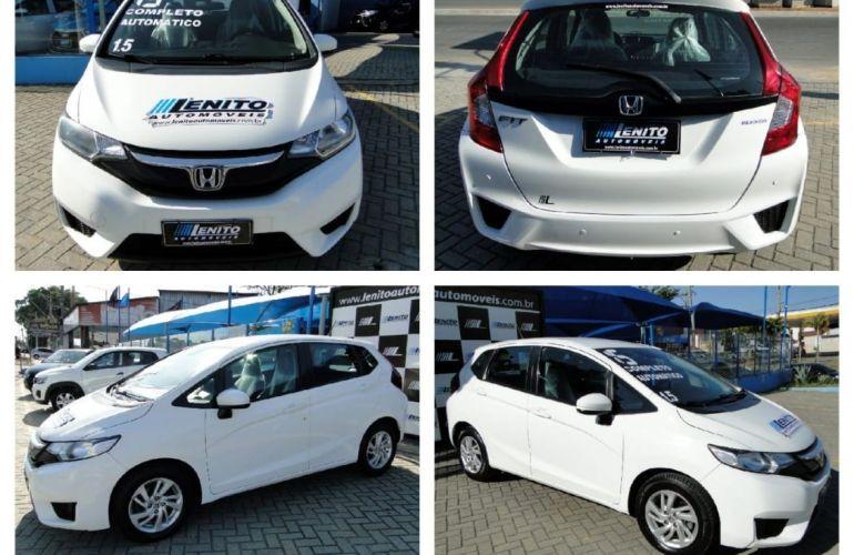 Honda Fit 1.5 LX 16v - Foto #1