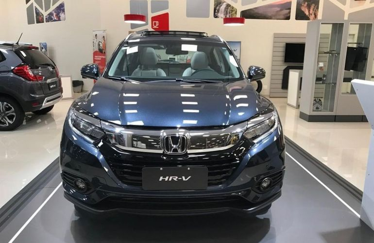 Honda Hr-v 1.5 16V Turbo Touring - Foto #7