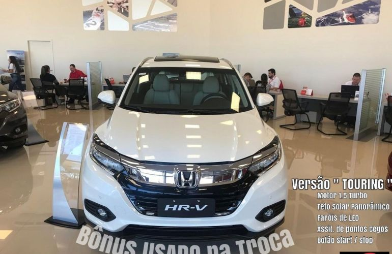 Honda Hr-v 1.5 16V Turbo Touring - Foto #1