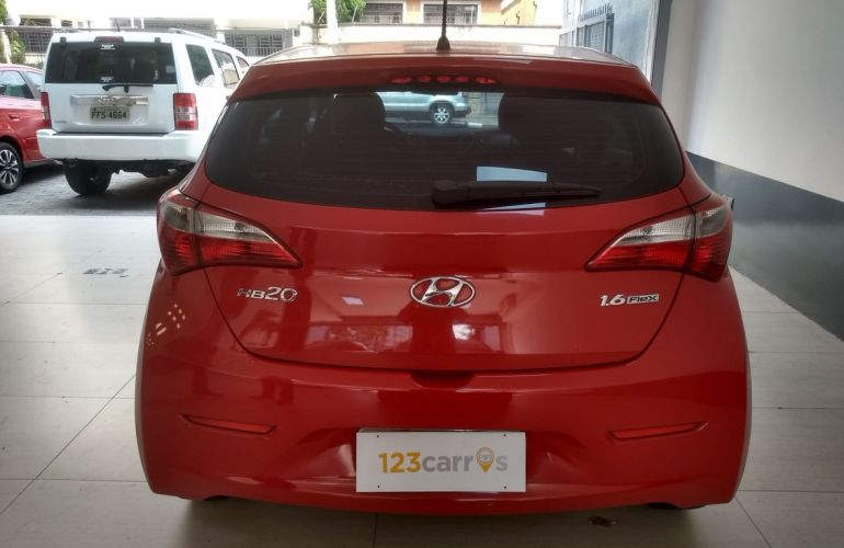 Hyundai Hb20 1.6 Comfort 16v - Foto #5
