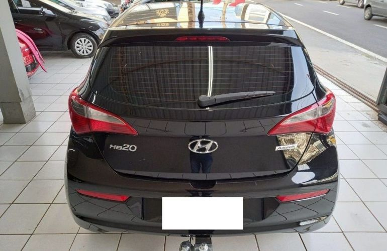 Hyundai Hb20 1.6 Comfort Plus 16v - Foto #4