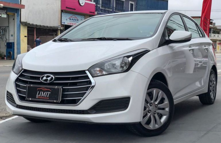 Hyundai Hb20s 1.6 Comfort Plus 16v - Foto #3