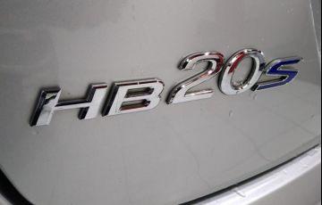 Hyundai Hb20s 1.0 Unique 12v - Foto #6