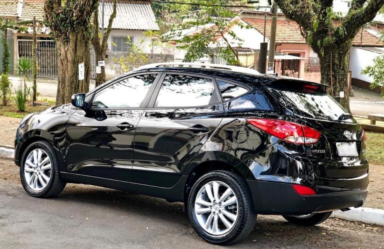 Hyundai Ix35 2.0 MPFi GLS 16v - Foto #2