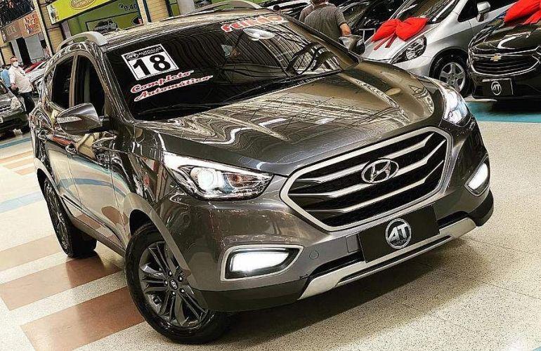 Hyundai Ix35 2.0 MPFi GLS 16v - Foto #3