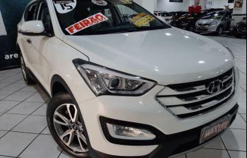 Hyundai Santa Fe 3.3 MPFi 4x4 V6 270cv