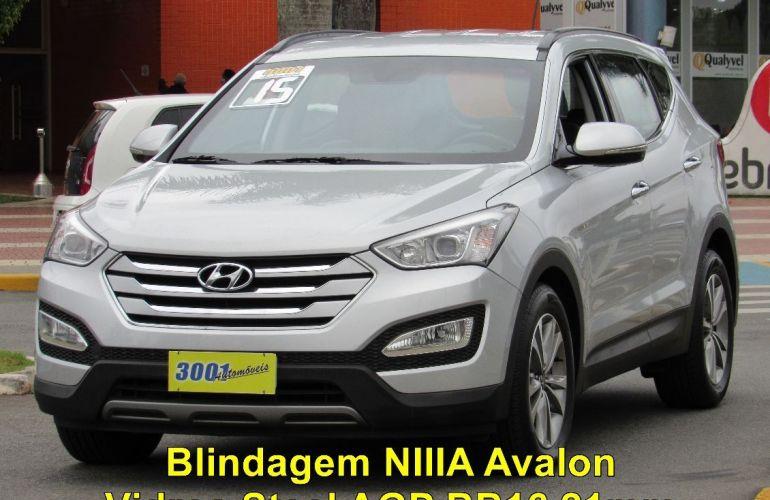 Hyundai Santa Fe 3.3 MPFi 4x4 V6 270cv - Foto #1