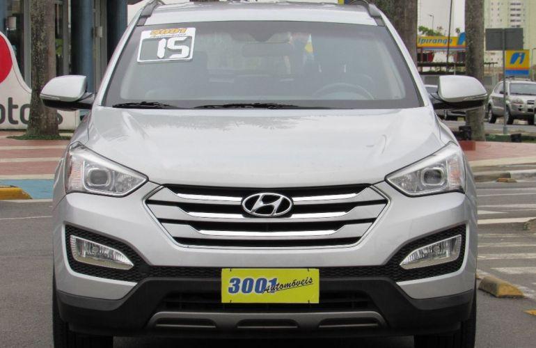 Hyundai Santa Fe 3.3 MPFi 4x4 V6 270cv - Foto #3