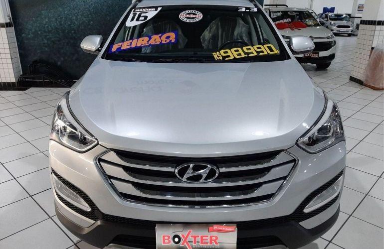 Hyundai Santa Fe 3.3 MPFi 4x4 V6 270cv - Foto #2