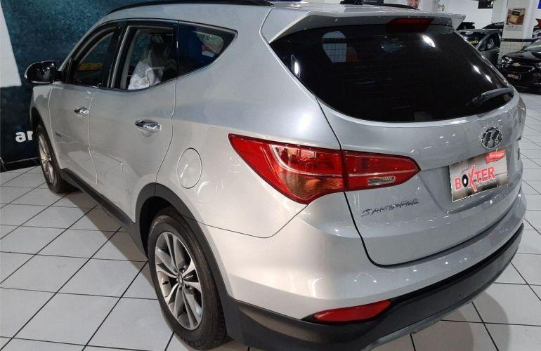 Hyundai Santa Fe 3.3 MPFi 4x4 V6 270cv - Foto #9