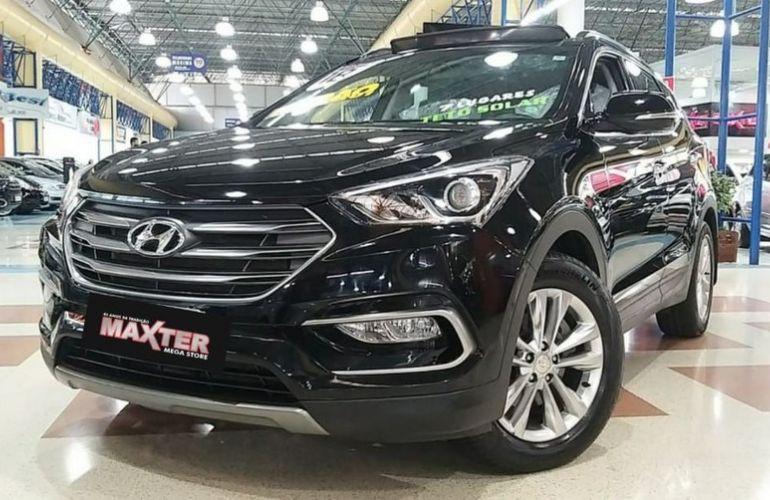 Hyundai Santa Fe 3.3 MPFi 4x4 7 Lugares V6 270cv - Foto #1