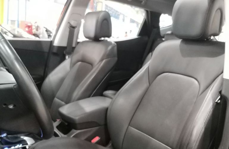 Hyundai Santa Fe 3.3 MPFi 4x4 7 Lugares V6 270cv - Foto #8
