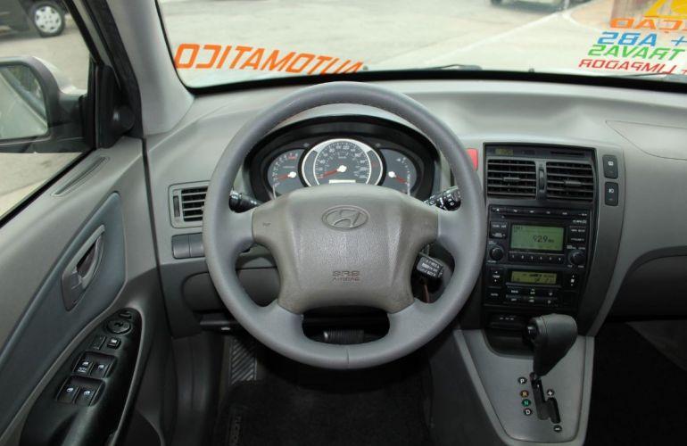 Hyundai Tucson 2.0 MPFi GLS 16V 143cv 2wd - Foto #6