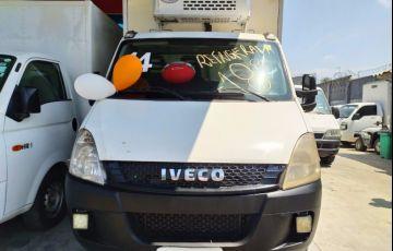 Iveco Daily 35s14 Chassi Cabine Turbo Intercooler - Foto #2
