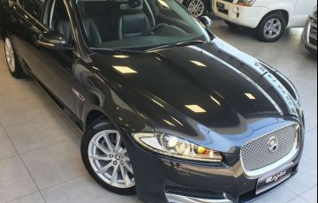 Jaguar Xf 2.0 Premium Luxury Turbocharged - Foto #1