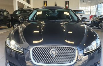 Jaguar Xf 2.0 Premium Luxury Turbocharged - Foto #9