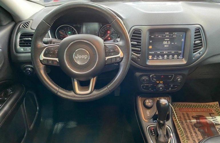 Jeep Compass 2.0 16V Longitude 4x4 - Foto #5