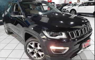 Jeep Compass 2.0 16V Limited - Foto #8