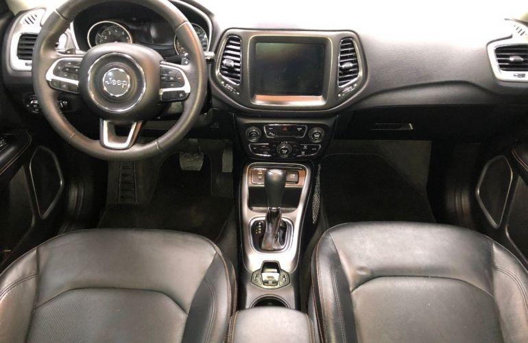 Jeep Compass 2.0 16V Longitude - Foto #7