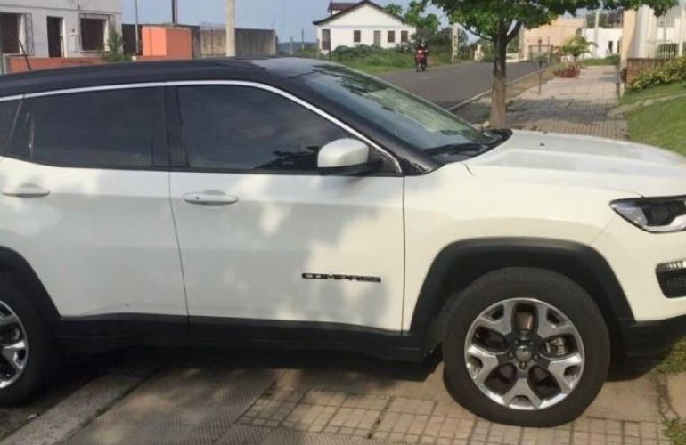 Jeep Compass Longitude AT9 4x4 2.0 16V Turbo Diesel - Foto #2