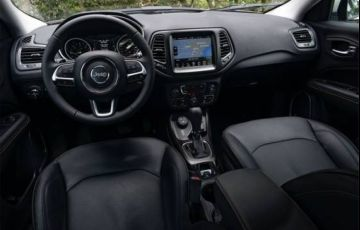 Jeep Compass 2.0 16V Longitude - Foto #8