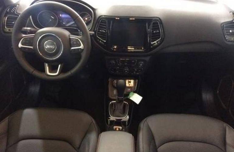 Jeep Compass 2.0 16V Limited 4x4 - Foto #10